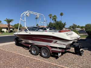 1995 Searay 20ft Bowrider for Sale in Tempe, AZ