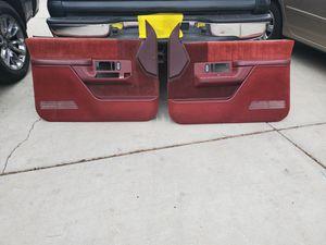 Chevy Silverado suburban gmc Sierra door panels obs parts for Sale in Corona, CA