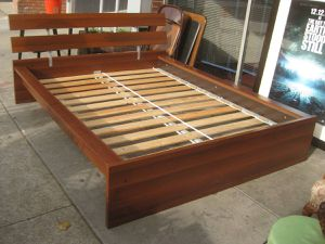 Full IKEA bed frame for Sale in Cambridge, MA