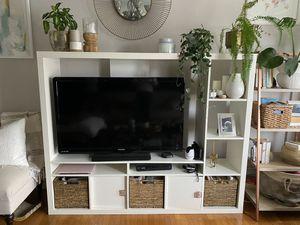 IKEA TV console / entertainment center for Sale in San Francisco, CA