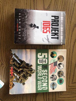 War books-World War ll for Sale in Vista, CA