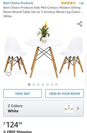 New Kids Table and Chairs for Sale in Columbus, OH