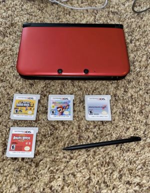 Nintendo 3DS XL and Games for Sale in Scottsdale, AZ