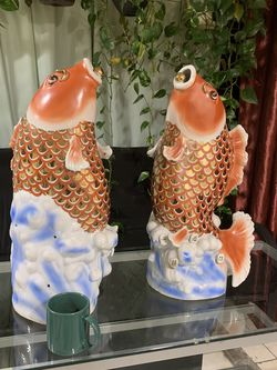 Statue Of Goldfish for Sale in Queens,  NY