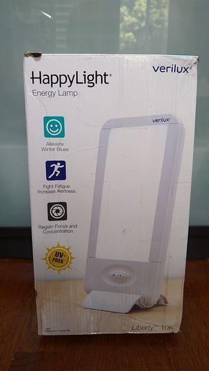 Verilux Happy Light 10K Lux Natural Spectrum Energy Desk Lamp for Sale in Rossmoor, CA