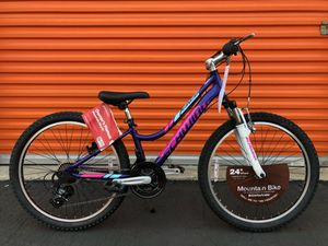 "Schwinn Girls' Ranger 24"" Mountain Bike - Purple/Pink for Sale in Garden Grove, CA"