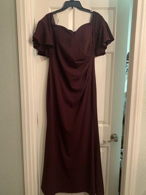 Calvin Klein evening gown size 10 for Sale in Las Vegas, NV