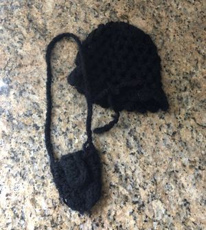 Doll crochet hat and bag fits American gilt for Sale in Yorba Linda, CA