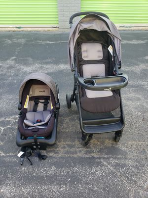 Infant Car Seat, Base, and Stroller for Sale in Malvern, PA