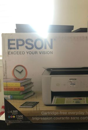 Epson All in One Printer for Sale in Tuscaloosa, AL