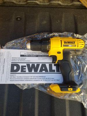 Dewalt 20V Cordless Compact Drill/Driver for Sale in Smithfield, VA