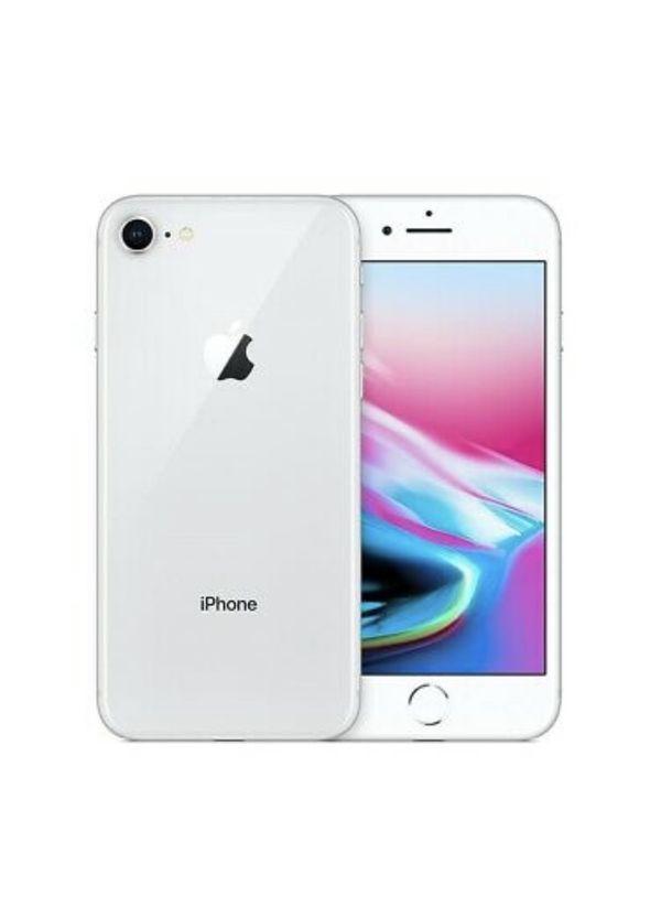 UNLOCKED White iPhone 8 (256GB)