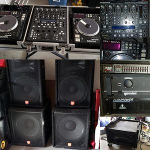 DJ Equipment for Sale in Mission Viejo, CA