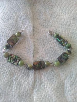 "Handmade Mother of Pearl Bracelet 8"" for Sale in Port Richey, FL"