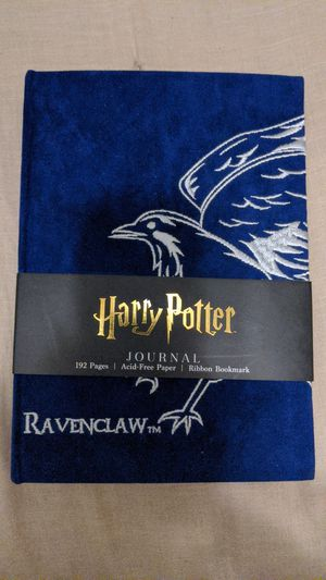 Harry Potter Ravenclaw Journal for Sale in Anderson, SC