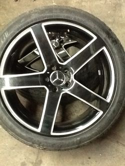 "20""TSW RIVAGE wheels & new tires for Mercedes Benz GLC for Sale in Montebello,  CA"
