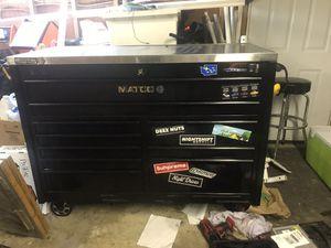 Matco 4s toolbox, Steel Top w/ power for Sale in Seattle, WA