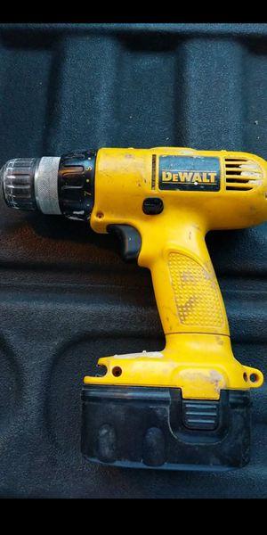 DeWalt drill STILL AVAILABLE for Sale in Salt Lake City, UT