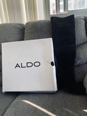 Aldo black boots for Sale in San Diego, CA