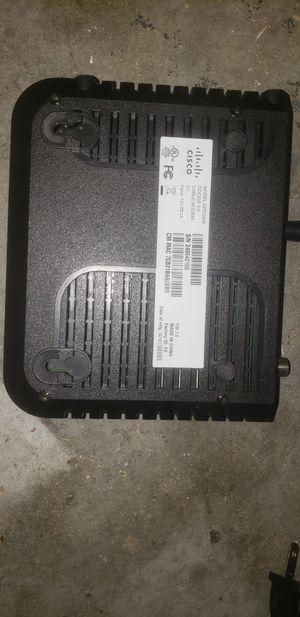 Cisco docsis 3.0 modem for Sale in Roseville, CA