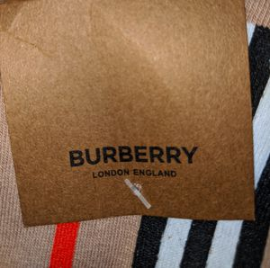 New Burberry Icon Stripe Intarsia Ankle (Small) for Sale in Sayreville, NJ