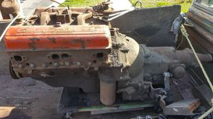 1957 chevy engine and trans for Sale in Anaheim, CA