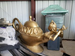 Genie Lamp - Stage/Theater Prop for Sale in Missouri City, TX