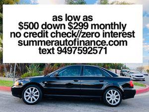 2001 Audi A4 for Sale in Costa Mesa, CA
