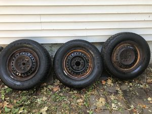 Goodyear Eagle GPS P215/65R15 (3) for Sale in New Haven, CT