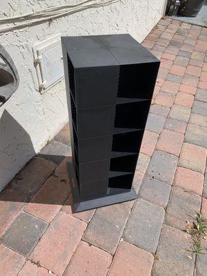 Cd case holder spinner for Sale in Davenport, FL