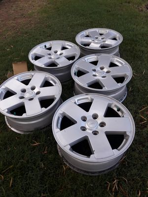 "Jeep Wrangler wheels take offs 18""x7.5"" for Sale in Phoenix, AZ"