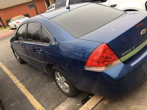 2006 blue Chevy impala for Sale in Austin, TX