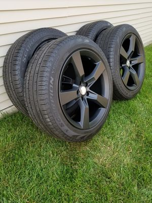 "20"" SS Wheels & Pirelli Tires for Sale in IND HEAD PARK, IL"