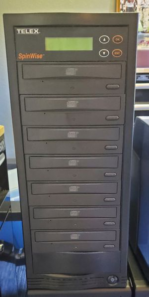 DVD/CD Duplicator Systems for Sale in Lutz, FL