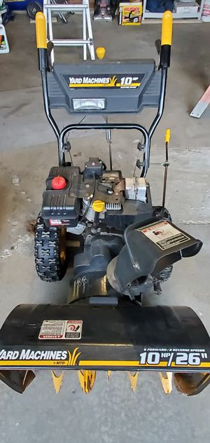 Snowblower for Sale in Lowell, MA
