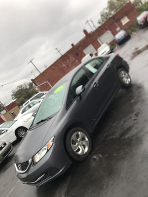 2013 Honda Civic LX for Sale in Cleveland, OH