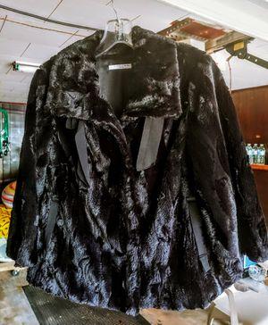 Tahari mink short jacket for Sale in Long Branch, NJ