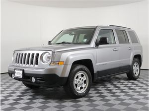 2017 Jeep Patriot for Sale in Burien, WA
