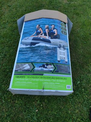 tobin sports mirovia pro inflatable boat for Sale in Marysville, WA