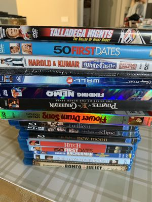 Random DVD / Blu-ray's for Sale in Wenatchee, WA