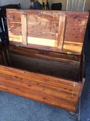 Vintage cedar chest for Sale in Sun City, AZ