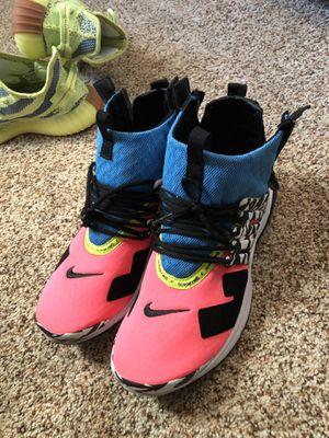 Acronym Nike prestos size 12 for Sale in Stratford, CT