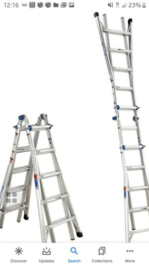 Werner multipurpose ladder for Sale in Walnut Creek, CA