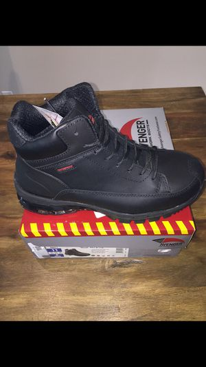 Brand new men's work boots size 11 Retail 79.99 for Sale in New Lenox, IL
