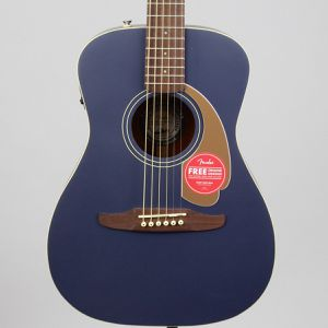 Fender Malibu Player Acoustic Guitar, Walnut Fingerboard, Midnight Satin for Sale in North Las Vegas, NV