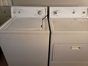 Kenmore washer and dryer set for Sale in Irmo, SC