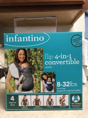 Infantino Baby Carrier. for Sale in Fort Worth, TX