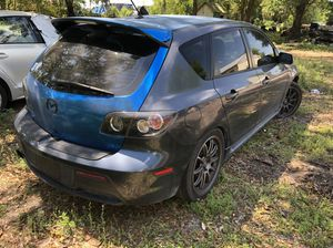 2008 mazdaspeed parts only for Sale in Orlando, FL