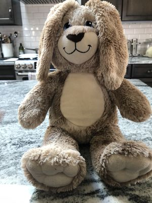 Build-a-Bear Easter Bunny Plush NEGOTIABLE! for Sale in Homer Glen, IL