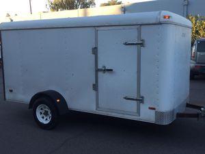 6x12 enclosed trailer for Sale in Mesa, AZ